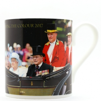 Bone China Trooping the Colour 2017