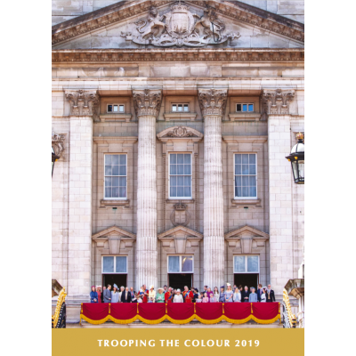 A4 Foto Magazine Trooping the Colour 2019