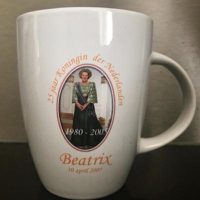 Beker Beatrix 1980-2005