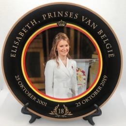 Bord Prinses Elisabeth van België